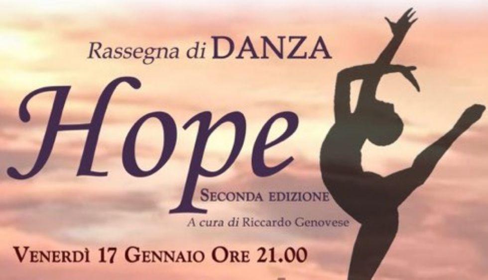 VENARIA - Ritorna al Concordia «Hope»: la danza e la beneficenza nuovamente protagoniste