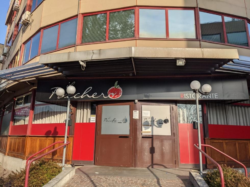 RIVOLI - Aderisce all'iniziative #IoApro: il ristorante «Il Pacchero» chiuso per cinque giorni FOTO