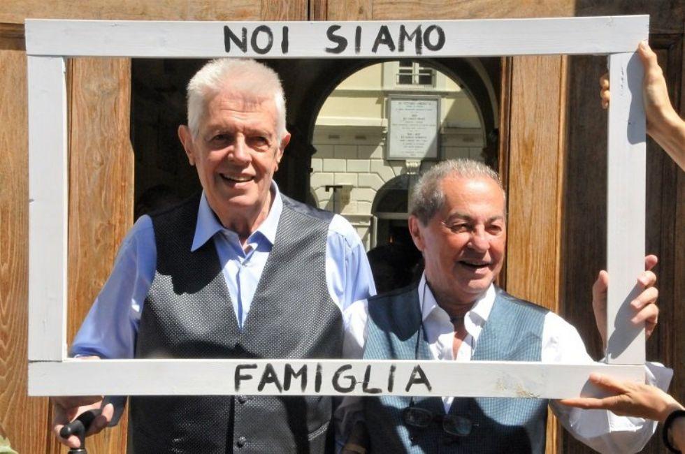 VENARIA - «Marzo è Rosa: Marzo è Donna!»: La storia di Franco e Gianni, la prima unione civile di Torino
