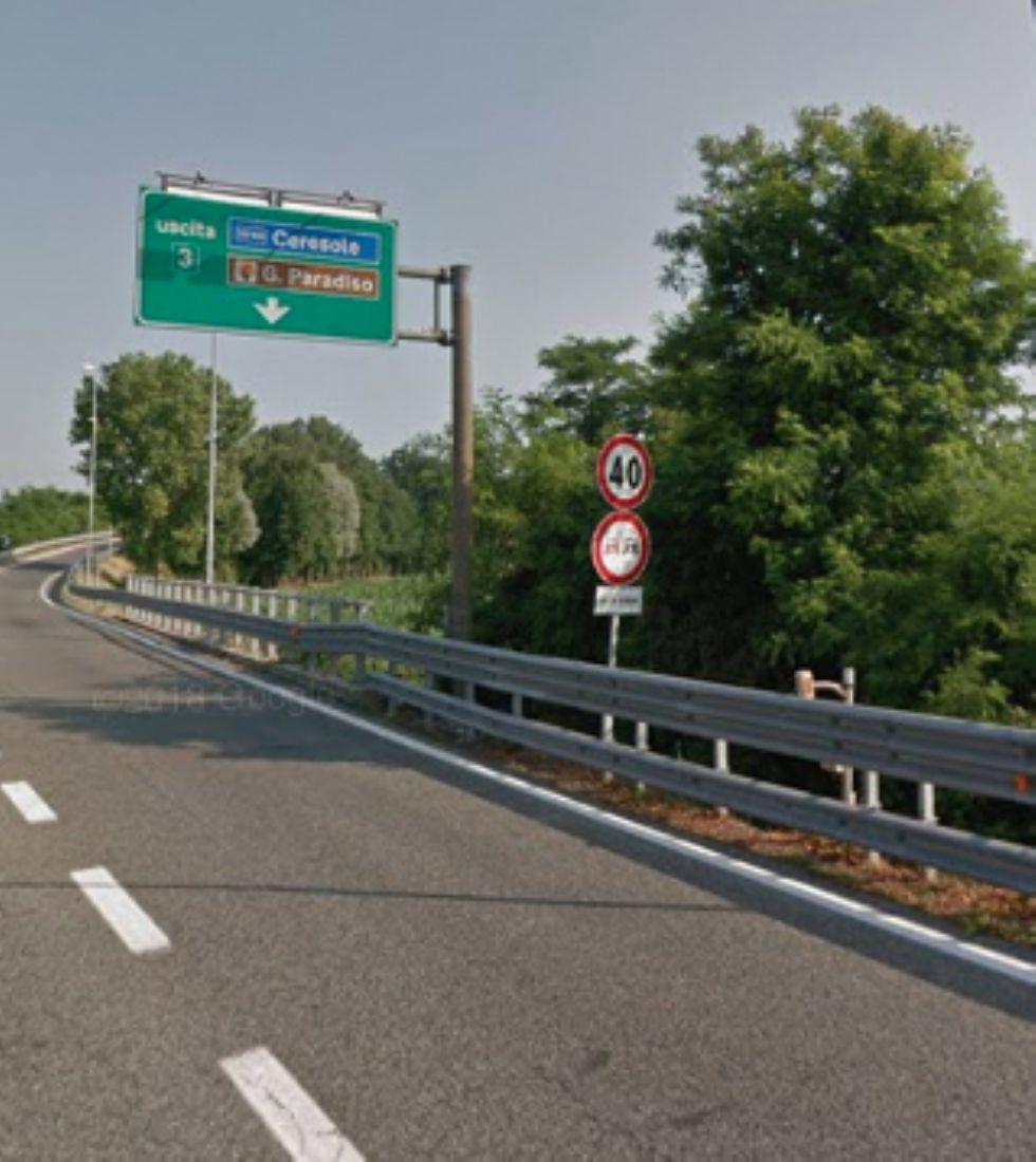 BORGARO-CASELLE - Da domani disagi sul Raccordo «Torino-Caselle» per lavori di manutenzione