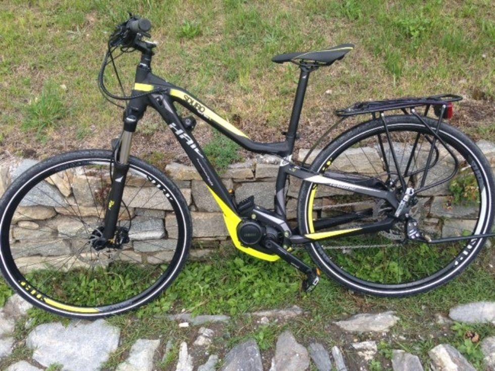 VENARIA - Rubate due biciclette a pedalata assistita davanti all'ingresso della Reggia