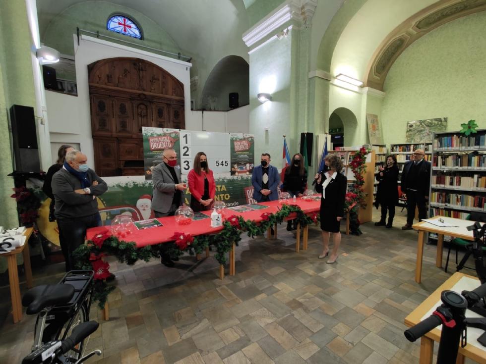 DRUENTO - Concorso «Natale a Druento»: ecco i biglietti vincenti