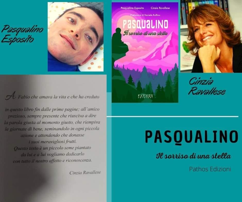 VENARIA - La storia di Pasqualino è un libro: scritto da Cinzia Ravallese, dedicato a Fabio Artesi