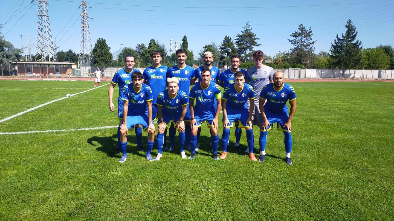 BORGARO - Coppa Italia di Eccellenza: i ragazzi di Cacciatore superano il primo turno