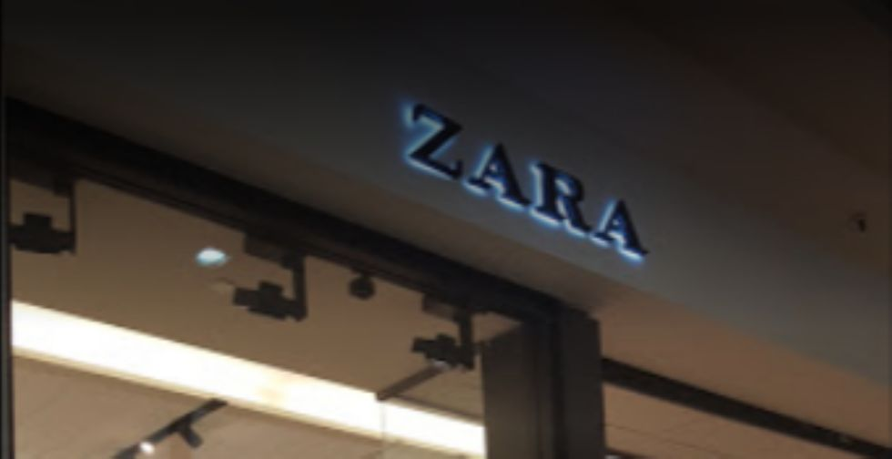 GRUGLIASCO - Ruba abbigliamento per 800 euro da Zara: arrestato dai carabinieri