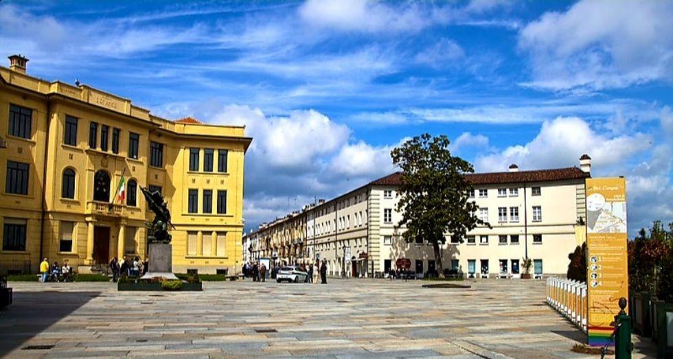 VENARIA - Nuovo volto per piazza Vittorio Veneto: approvato il progetto di riqualificazione