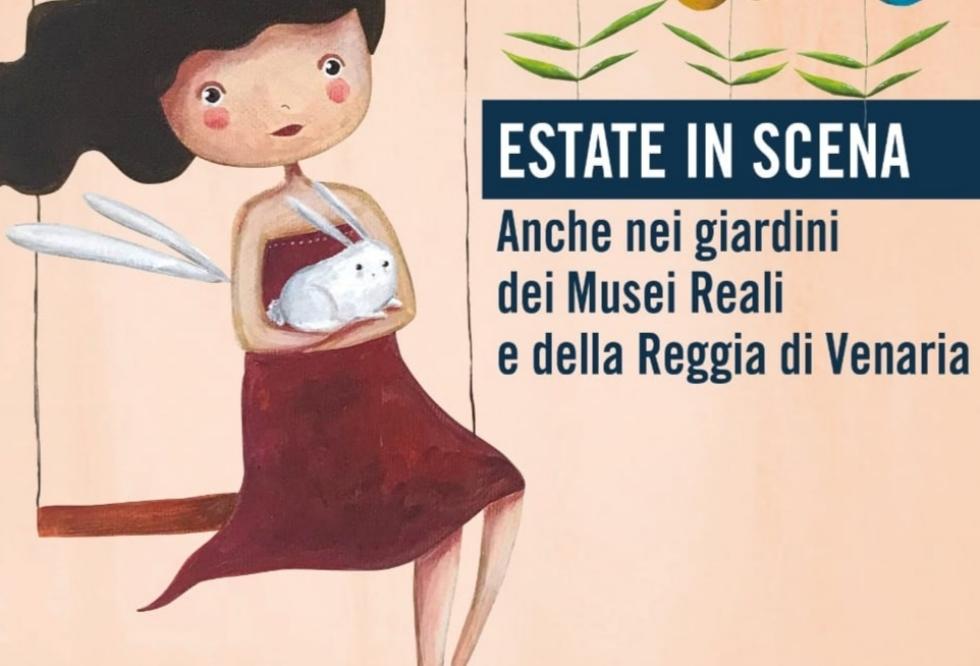 VENARIA - In Reggia per due settimane i bambini si avvicineranno al teatro con «Estate in Scena»