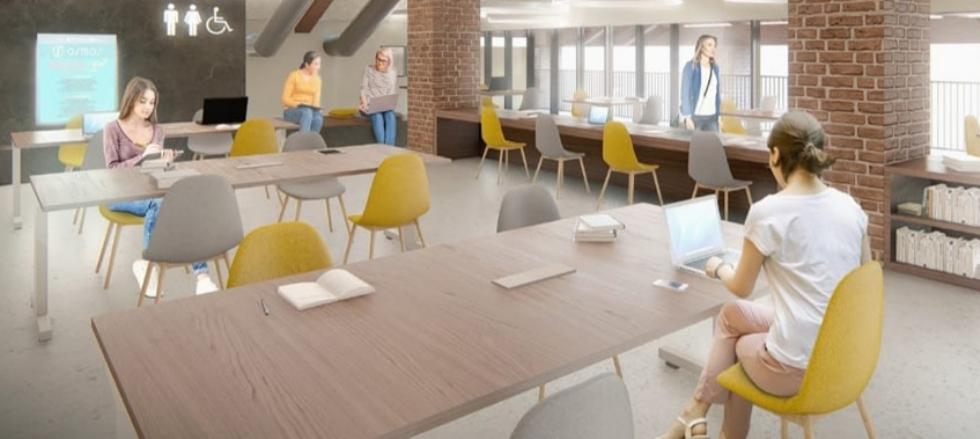 BORGARO - Entro il 2021 un'aula studio a Cascina Nuova