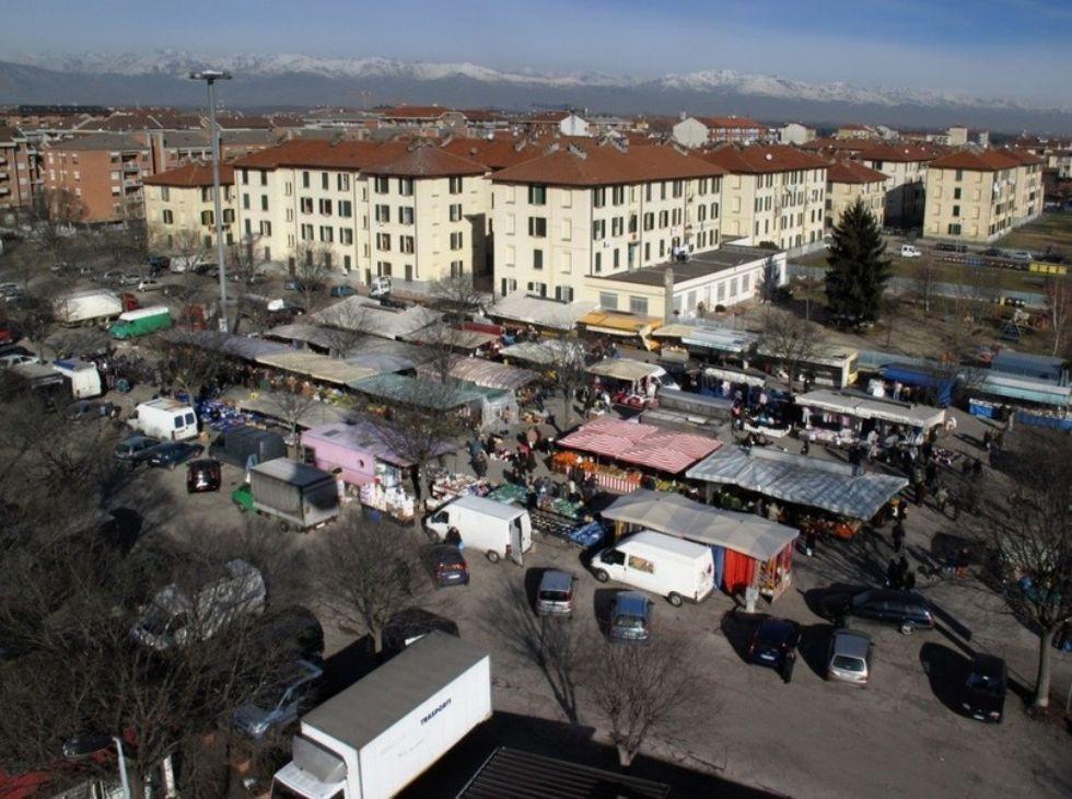 VENARIA - Lavori in piazza De Gasperi, dal 25 giugno chiude una parte di via Leonardo da Vinci