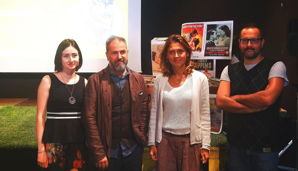 VENARIA - Il cinema protagonista della quinta edizione di «Libr@ria»