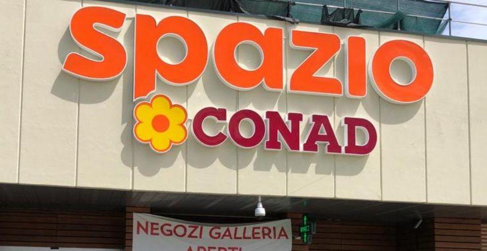 RIVOLI - Da giovedì 21 inizierà l'era dello «Spazio Conad»: sarà al posto dell'ex Auchan