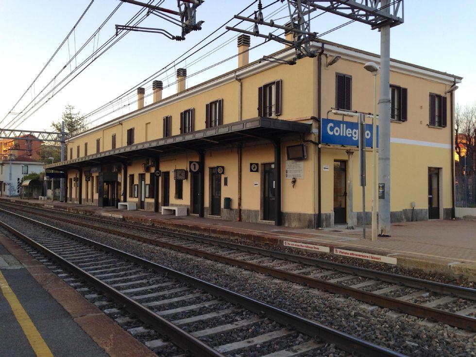 COLLEGNO - Contrasto alla microcriminalità: controlli della Polizia alla stazione ferroviaria