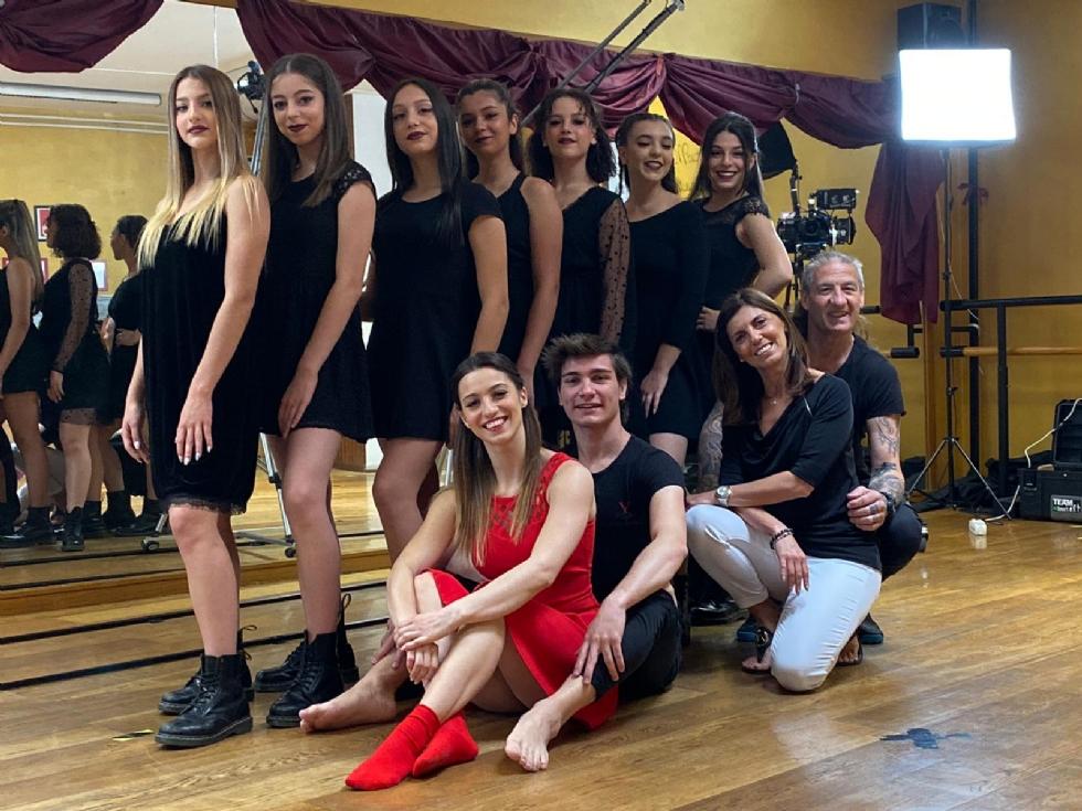 DRUENTO - In città le riprese del primo videoclip della «Accademia Danza e Spettacolo»