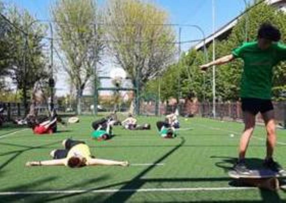 DRUENTO - Ecco «Sport nel Parco»: da aprile a giugno oltre 150 ore di attività motoria per tutti