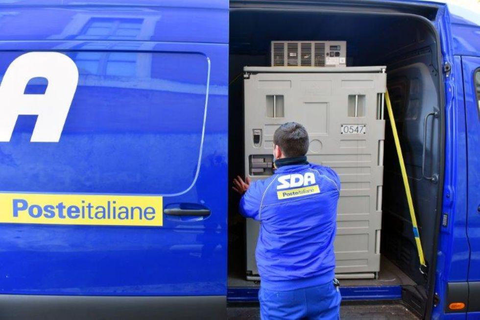 RIVOLI - In arrivo, tramite Sda-Poste Italiane, nuove migliaia di dosi di Moderna e AstraZeneca