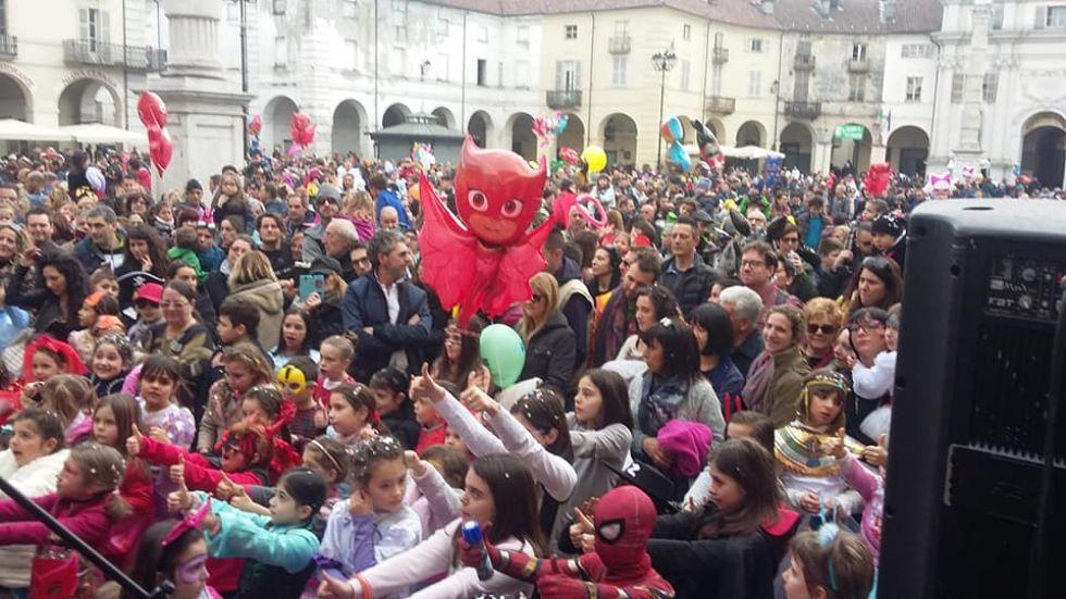 CARNEVALE A VENARIA - Tre giorni di festa in città: oratori protagonisti