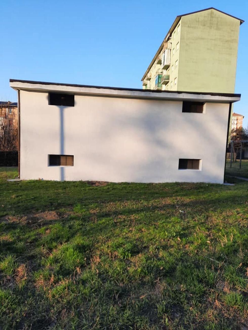 VENARIA - Degrado: al via la riqualificazione delle torrette Enel, da tempo in mano ai vandali