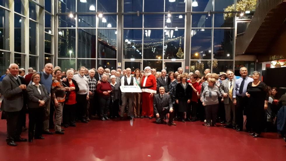 VENARIA - La città ha festeggiato le «nozze d'oro» di oltre 60 coppie venariesi
