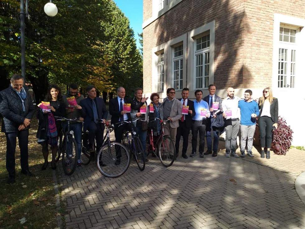 ZONA OVEST - Torna «Bögia»: 400 posti e 25 cent al km per chi va a lavoro o a scuola in bici