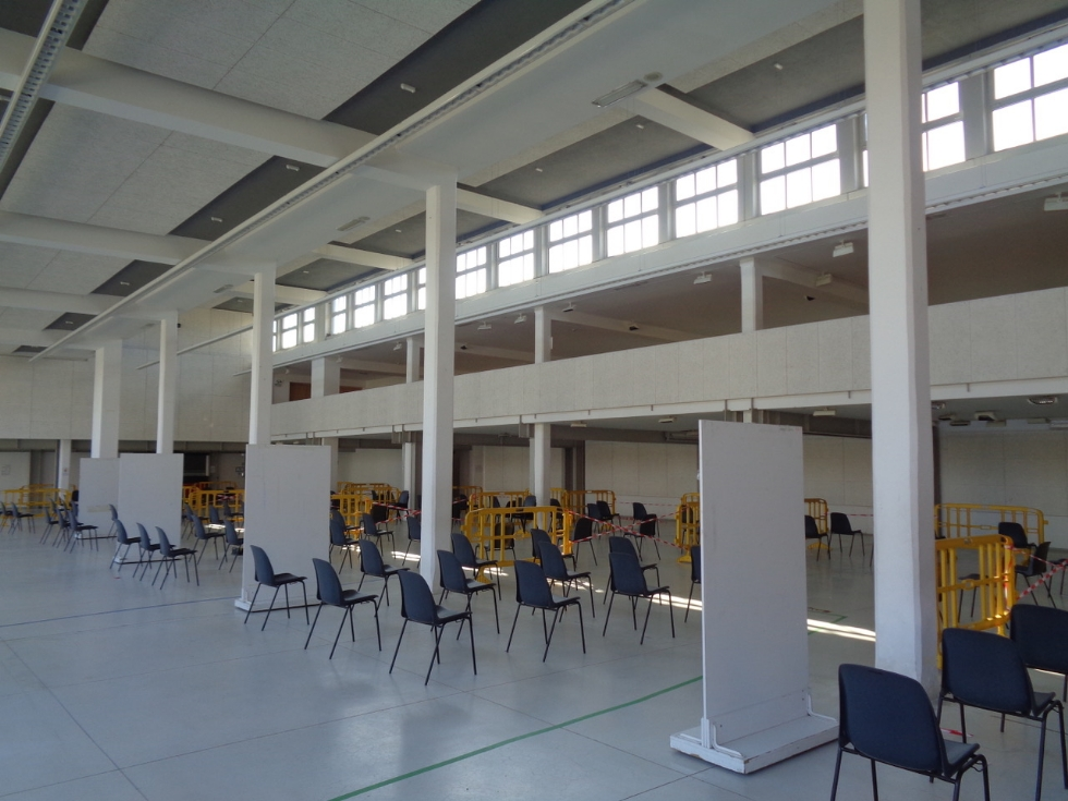 GRUGLIASCO - Nella «Nave» di via Lanza approda la nuova sede per le vaccinazioni Covid
