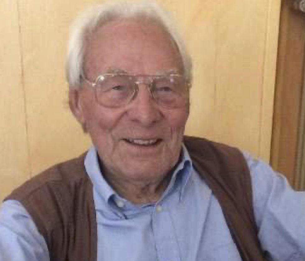 DRUENTO - Il paese dice addio a Umberto Meneghini, l'ultimo partigiano: aveva 95 anni