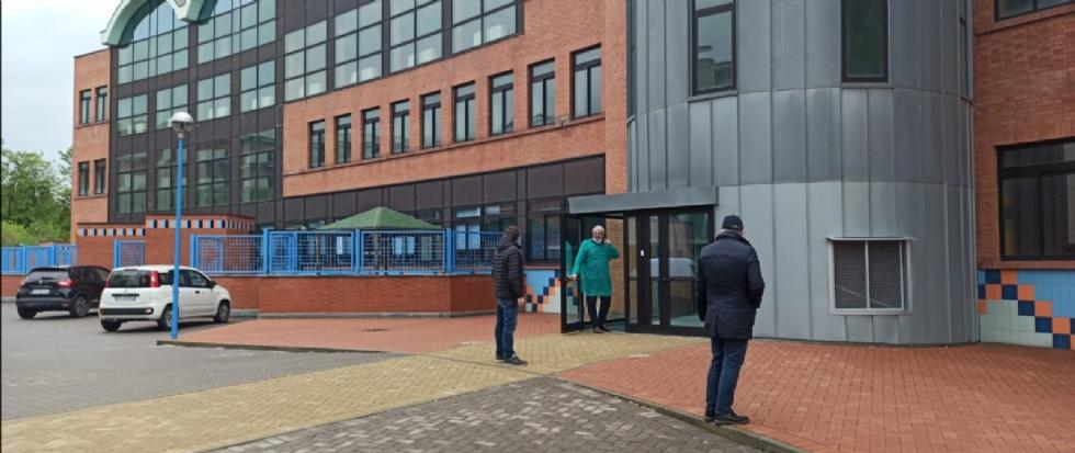COLLEGNO - Coronavirus, alla Clinica della Memoria arrivano i primi pazienti