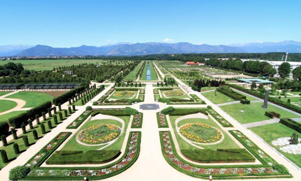 VENARIA - I Giardini della Reggia sono il «Parco più bello d'Italia» per il 2019