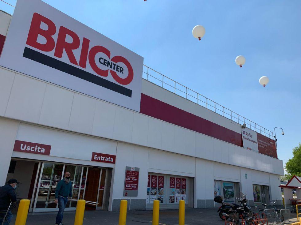 Bricocenter rilancia a Venaria Reale il suo negozio in Corso Garibaldi 235: tantissime le novità!