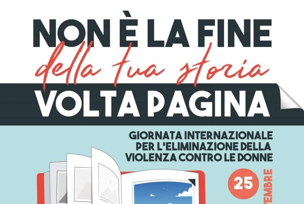 VENARIA - «Giornata Internazionale per l'eliminazione della violenza contro le donne»: le iniziative