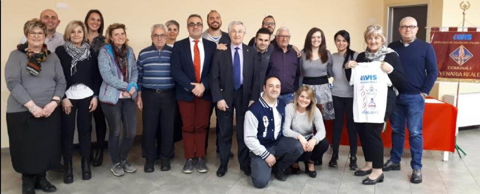 VENARIA - Il 2020 dell'Avis parte con una novità: la donazione del plasma