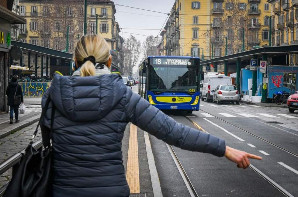 TRASPORTI - Sciopero di 24 ore: tram, bus, metropolitana e ferrovia garantiti solo in alcuni orari
