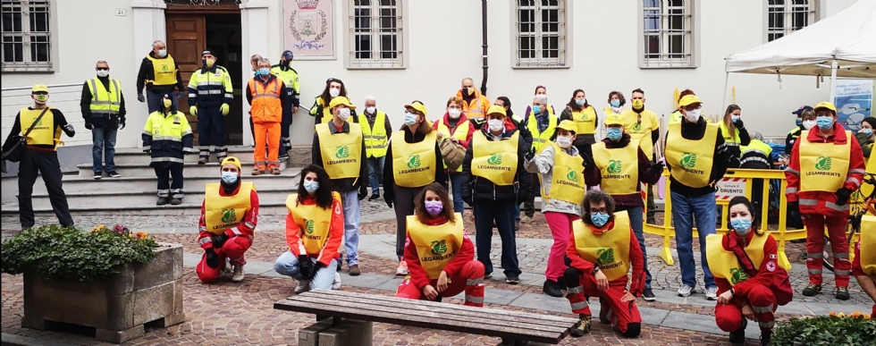 DRUENTO - «Puliamo il Mondo dai pregiudizi»: successo per la manifestazione della Croce Rossa