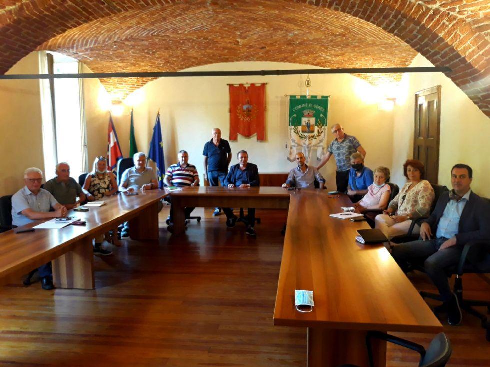 VENARIA - Giulivi: «Venaria deve essere la porta delle Valli di Lanzo, con l'aiuto di Reggia e Mandria»