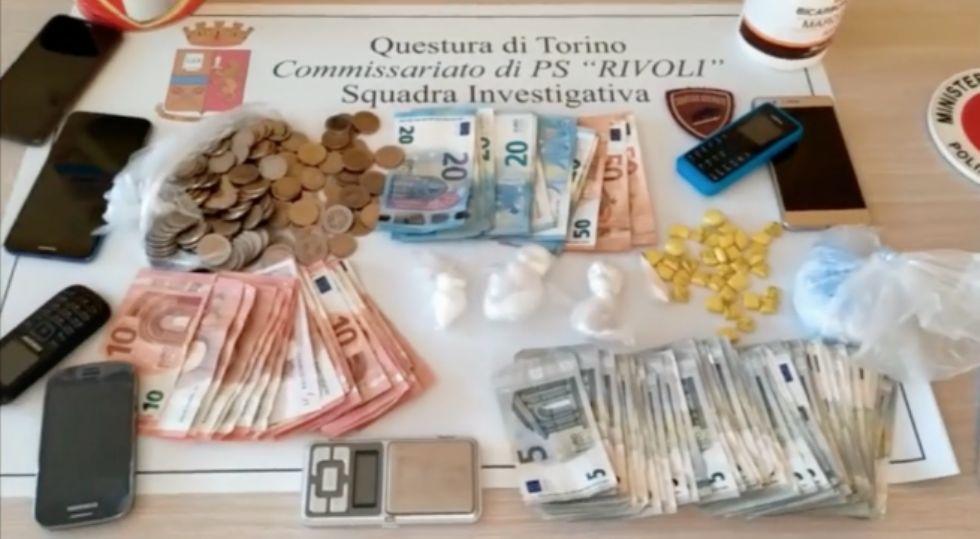 COLLEGNO - La cocaina nascosta nel barattolo dello yogurt: 38enne arrestato dalla polizia di Rivoli