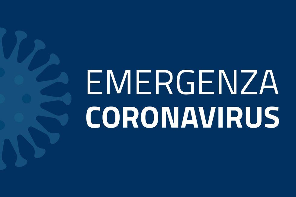 """CORONAVIRUS - Bollettino pomeridiano: 19 nuovi decessi, 41 guariti e 162 """"in via di guarigione"""""""