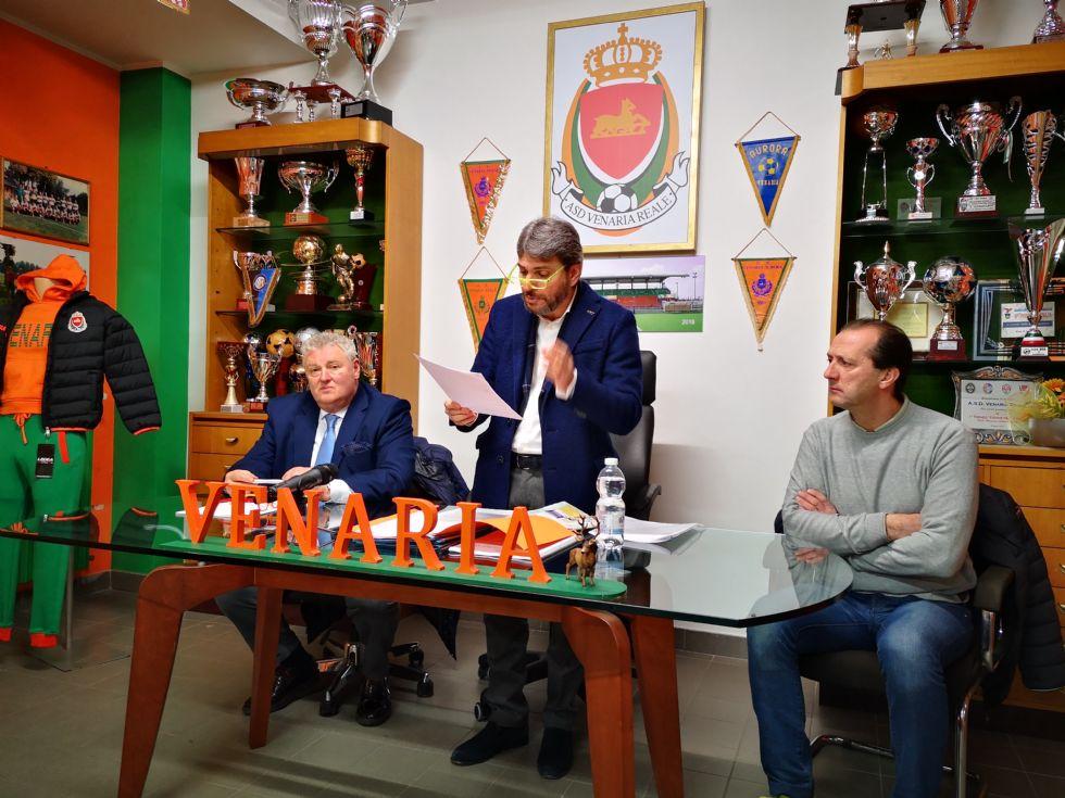 VENARIA - Il Venaria Calcio è disperato: «senza i campi sintetici nuovi diciamo addio all'attività»