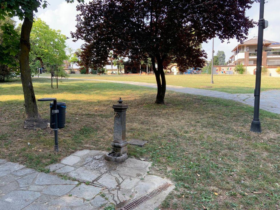 RIVOLI - Nuovo look per le aree verdi comunali: pulizia e taglio dell'erba