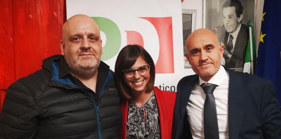 VENARIA - ELEZIONI AMMINISTRATIVE 2020 - Rossana Schillaci candidata a sindaco per il Pd