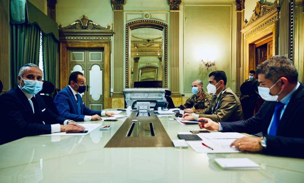 COVID - Cirio chiede al generale Figliuolo di vaccinare i maturandi. Al via la campagna under 70