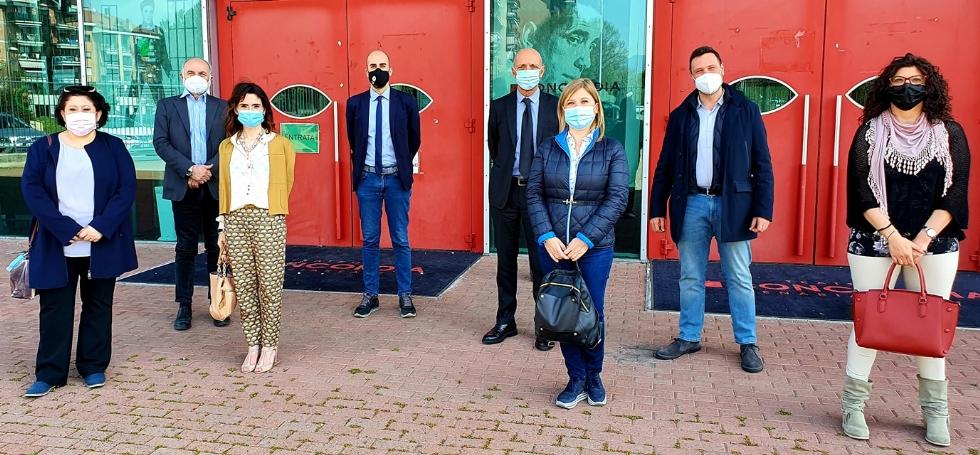 VENARIA - Nuovo Cda per Fondazione Via Maestra: Diego Donzella eletto presidente
