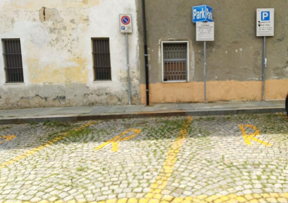 VENARIA - «Destiniamo alla cittadinanza gli ex parcheggi dell'ospedale in via Saccarelli»
