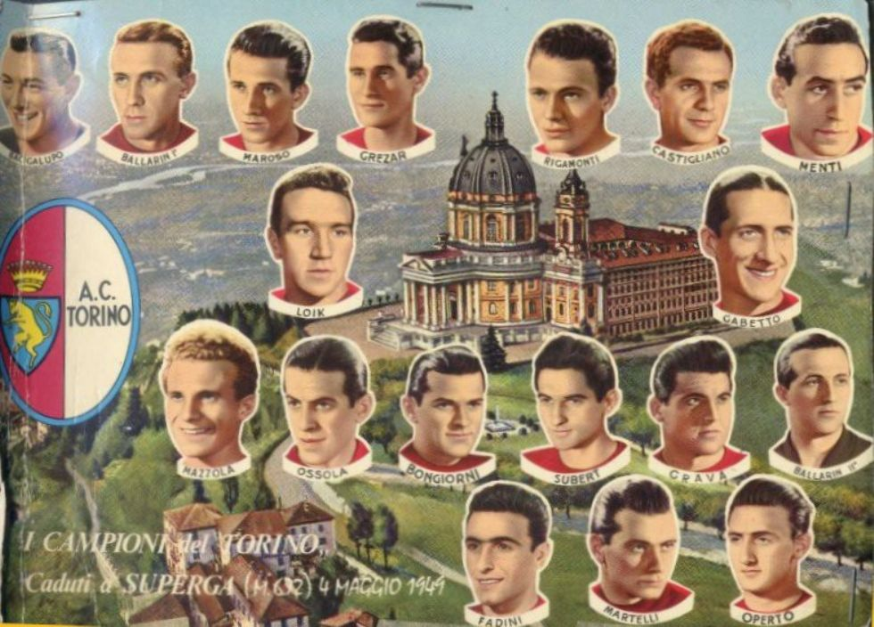 CASELLE - «Caselle a casa tua»: una giornata dedicata al Grande Torino e ai fratelli Ballarin