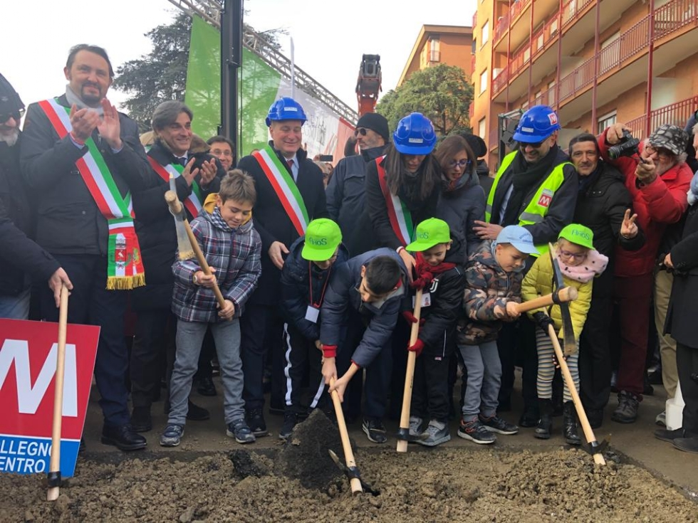 COLLEGNO-RIVOLI - Nella prima metà del 2024 la metropolitana arriverà a Cascine Vica