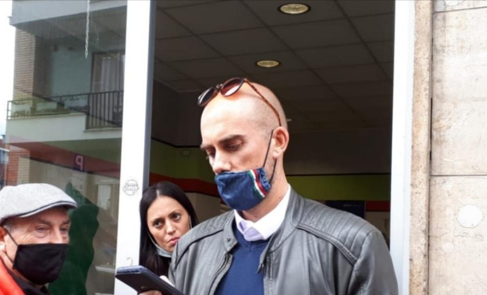 VENARIA - Fabio Giulivi é il nuovo sindaco