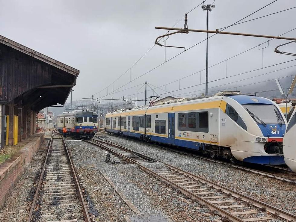 VENARIA-BORGARO-CASELLE - La rivoluzione della Torino-Ceres: treni ogni 15 minuti dal 2023