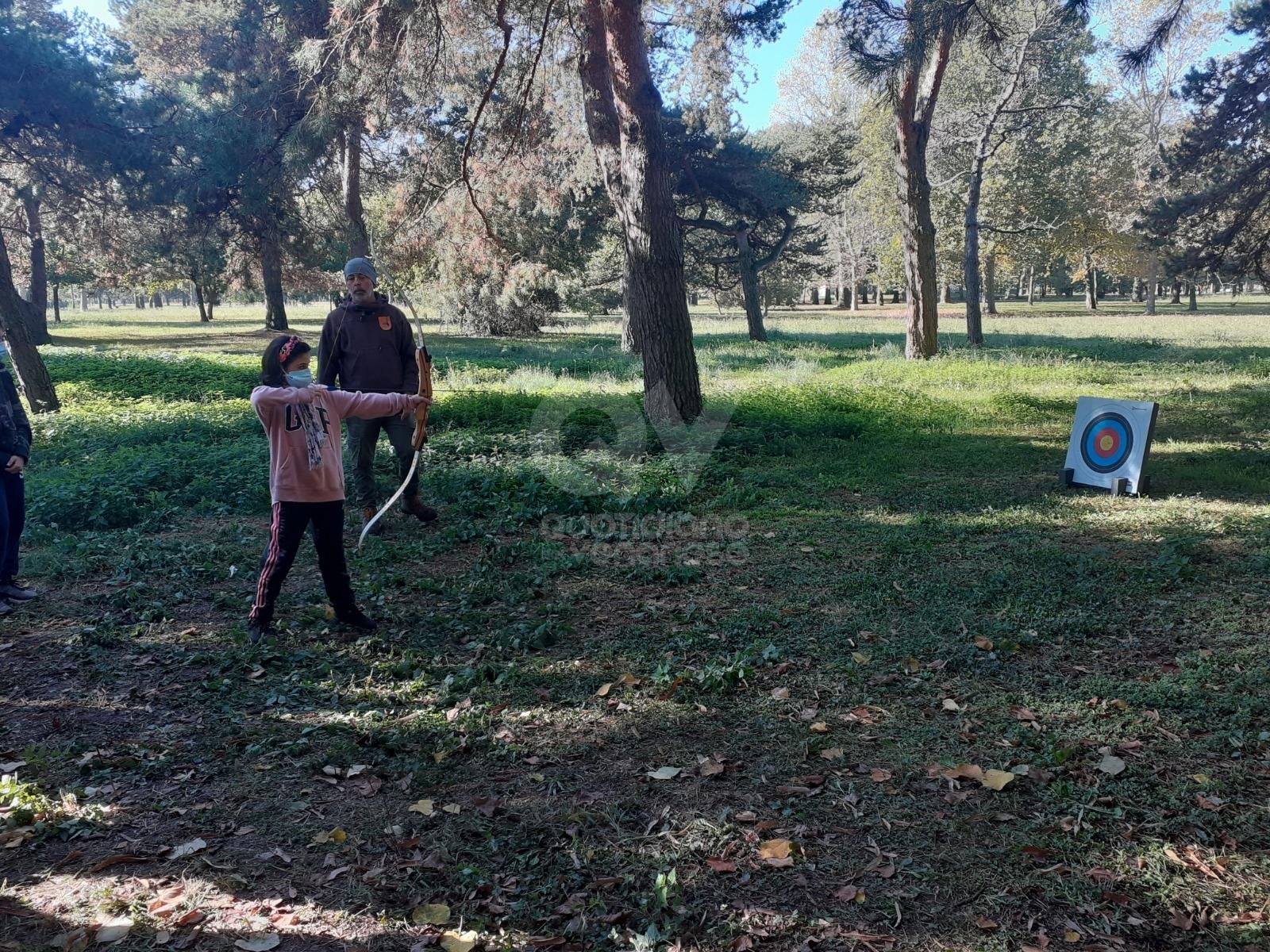 COLLEGNO - «Outdoor together»: alla Don Minzoni le lezioni, e lo sport, si fanno all'aperto - FOTO