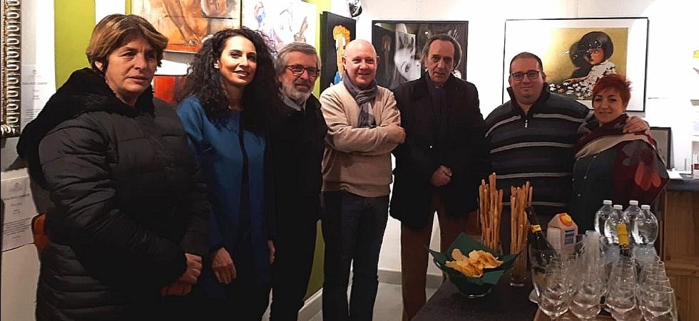 VENARIA - «Gli occhi, i colori dell'anima»: una collettiva per omaggiare Amedeo Modigliani
