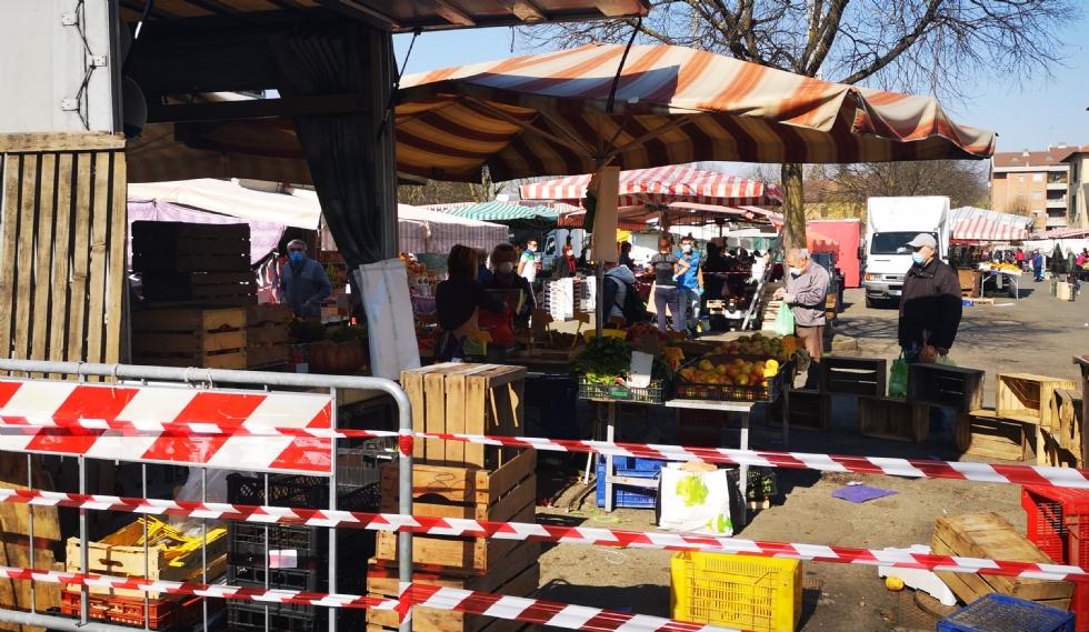 BONUS MERCATI - Gli operatori ambulanti riceveranno dalla Regione da 500 a 1.500 euro