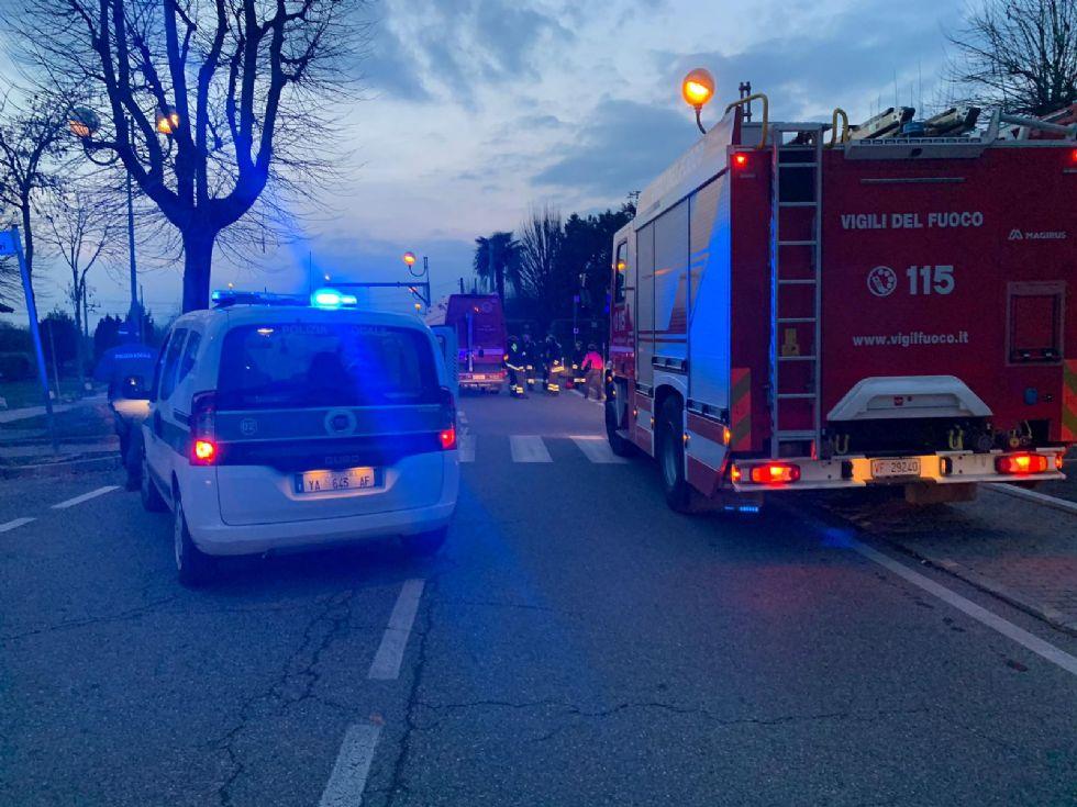 BORGARO - Guasto alla conduttura del gas: disagi tra via Diaz e viale Martiri