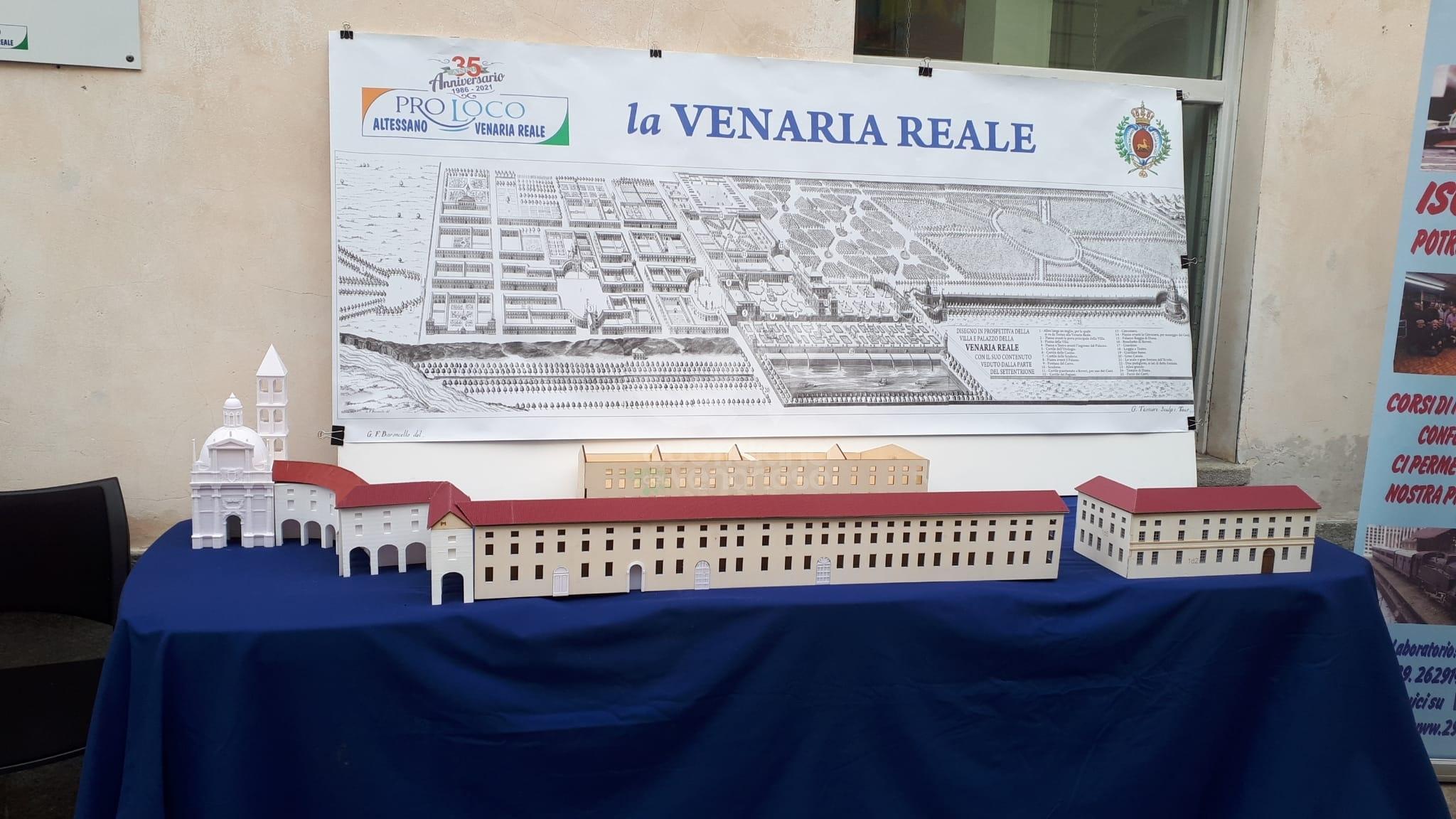 VENARIA - La storica Via Maestra diventa un modellino grazie ai «296 Model» - FOTO